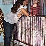 Brooke Burke's Posh Crib