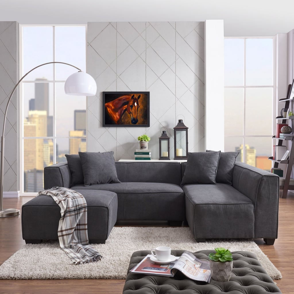 Homesvale Pershing Sectional Sofa | Best Sectional Sofas ...
