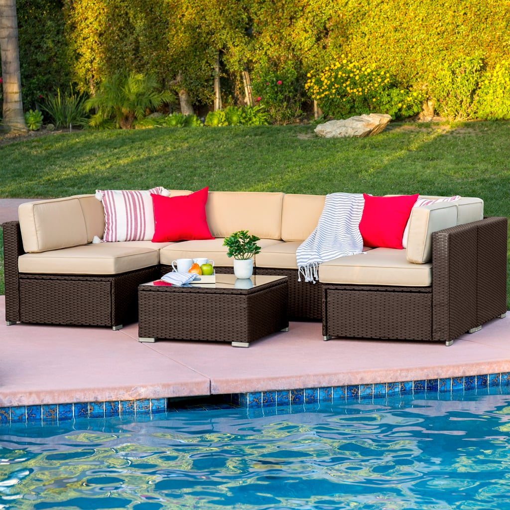 Best Choice Products Modular Outdoor Patio Furniture Set