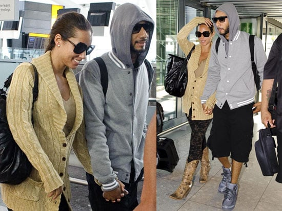 Pictures of Pregnant Alicia Keys and Swizz Beats