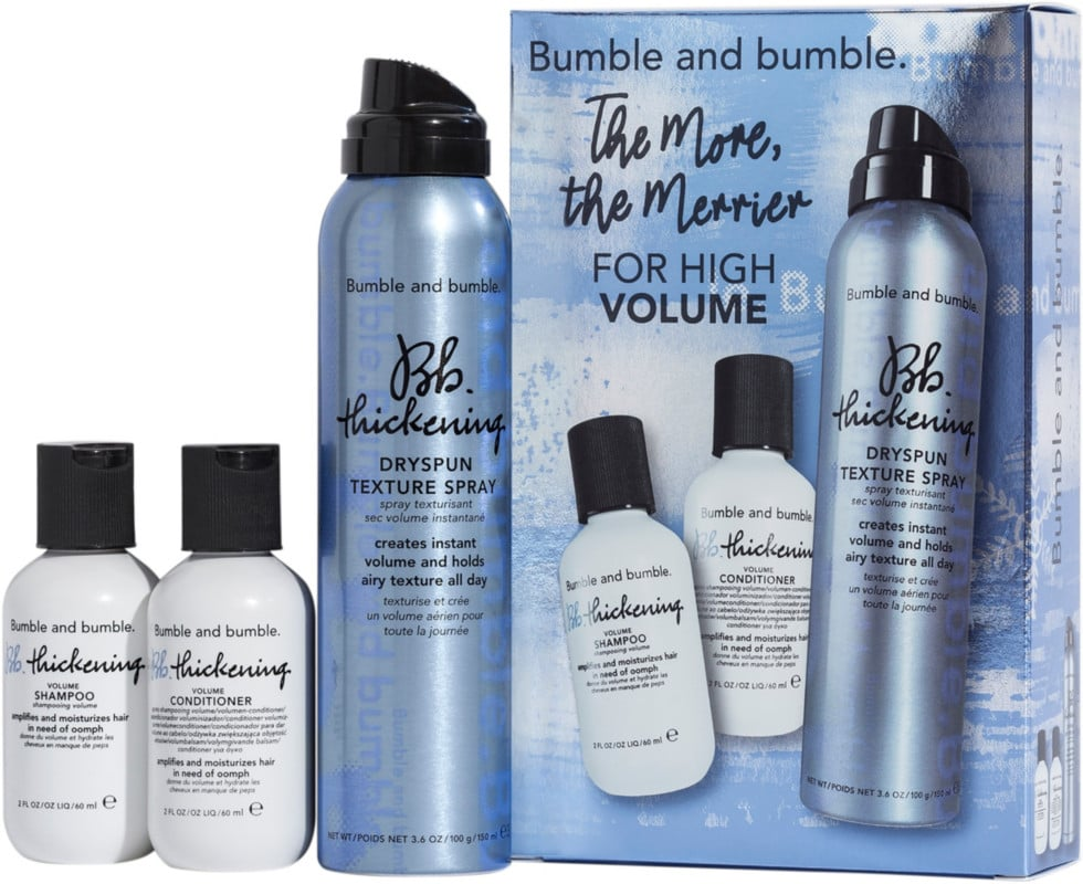 Bumble and Bumble The More, The Merrier: Thickening Volume Set