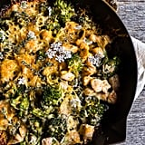 Chicken and Broccoli Skillet Bake