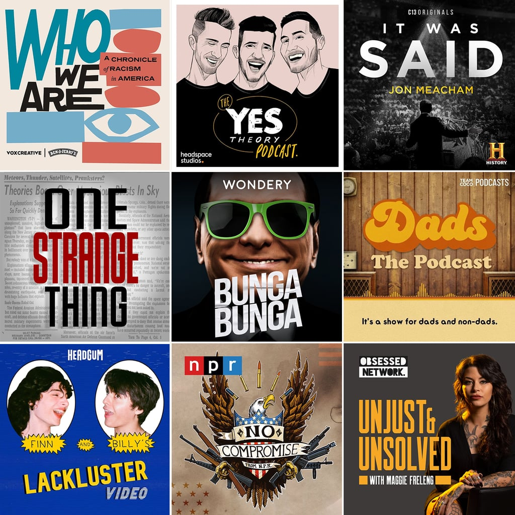 The Best New Podcasts in September 2020