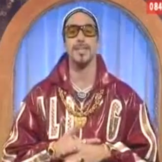Ali G Interviews the Beckhams