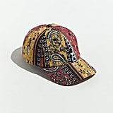 UO Patchwork Paisley Baseball Hat