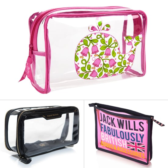 travel makeup bags popsugar beauty