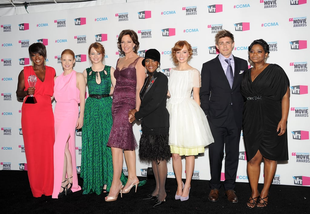 the help cast The best thing about the help, tate taylor's film version of kathryn stockett's runaway bestseller, is the boffo cast it's an ensemble worth cheering for.