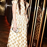 Hailee Steinfeld joined the Swarovski CFDA afterparty at The Standard hotel in NYC. Source: Matteo Prandoni/BFAnyc.com