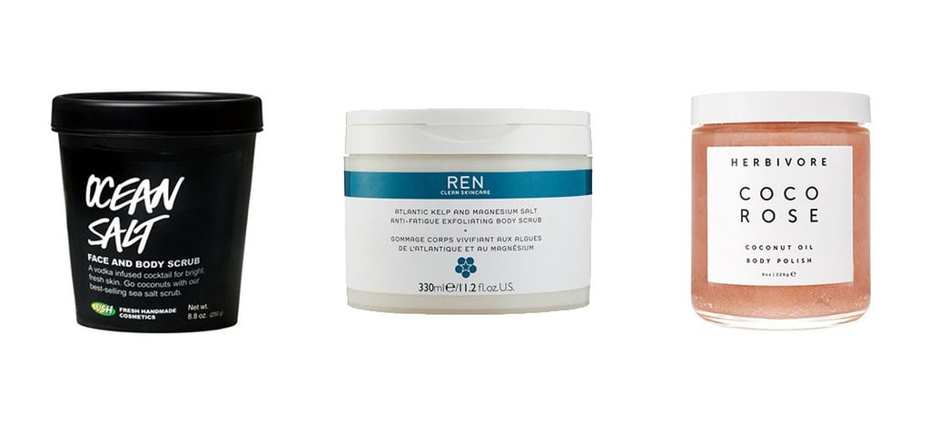 Best Exfoliating Body Scrubs