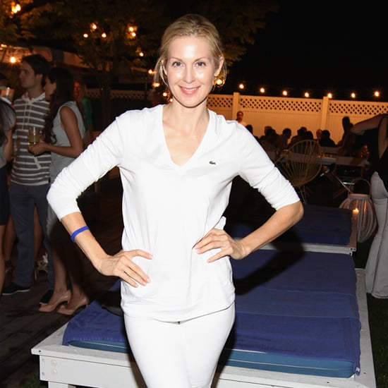 Kelly Rutherford Proves That Preppy Can Be So Chic in Lacoste and Lanvin