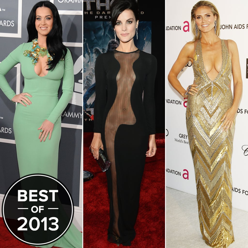 The Sexiest Dresses to Make Our Jaws Drop This Year