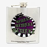 Beetlejuice Name & Sandworm Flask