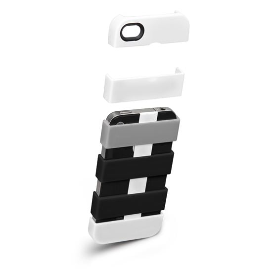 Photos of iPhone 4 Stacks Case