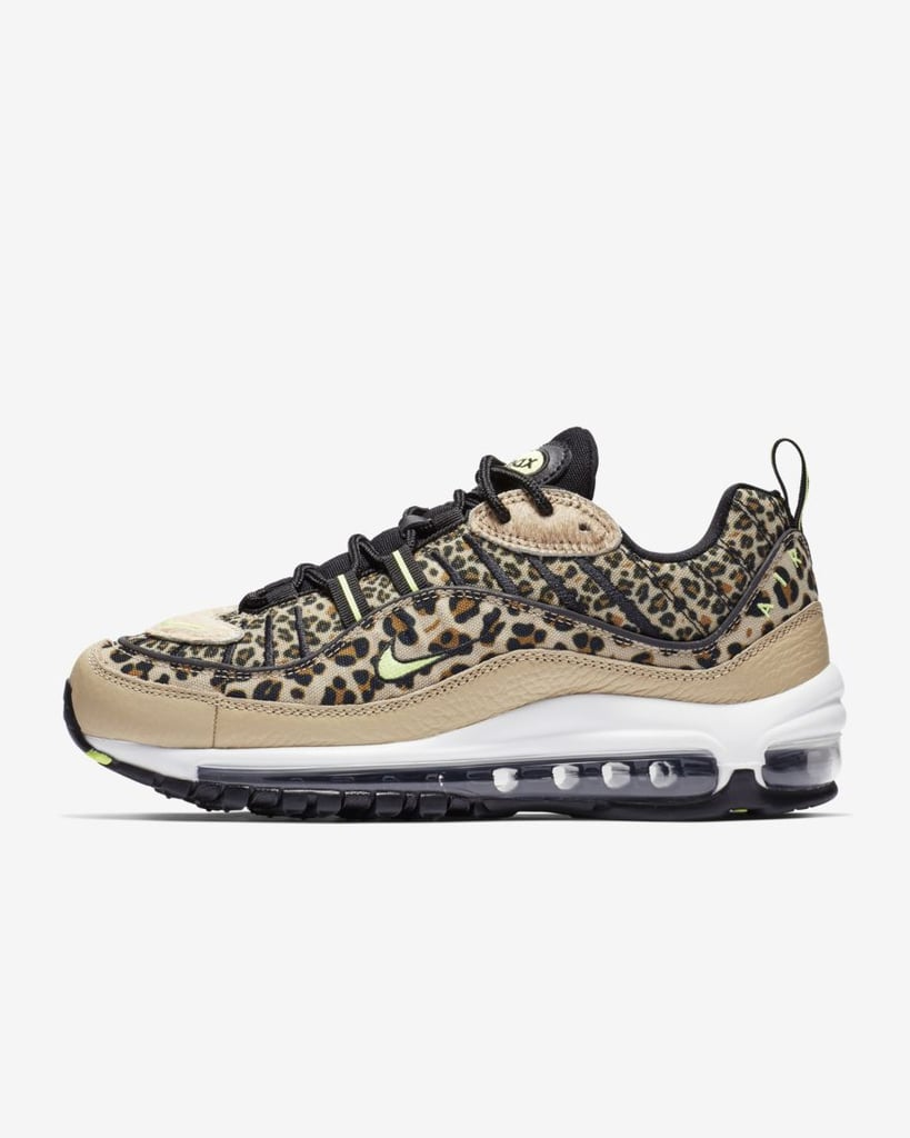 hot sale online 55eb1 1d4aa Nike Air Max 98 Premium Animal Women's Shoe | Best Shoe ...