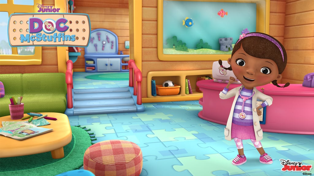 Doc McStuffins Zoom Background