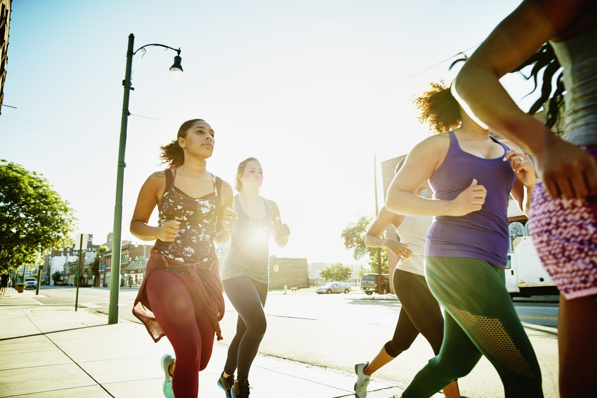 An Olympian Told Us Her No. 1 Tip For New Runners, and It's Not What You Think