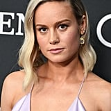 Brie Larson's Shoulder-Grazing Cut