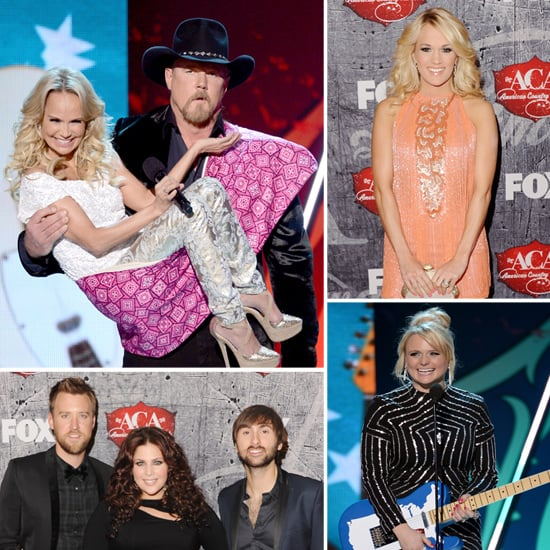 Music Stars Have a Fun Night at the American Country Awards
