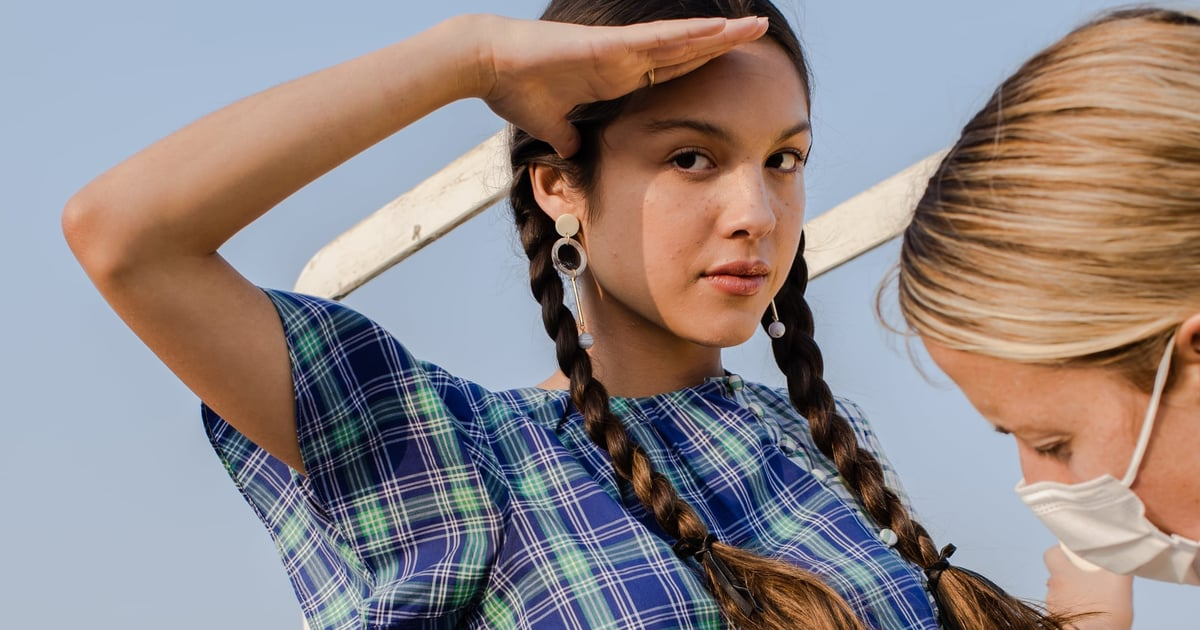 Olivia Rodrigo's Stylist Opens Up About the 17-Year-Old Singer's Focus on Eco-Friendly Fashion