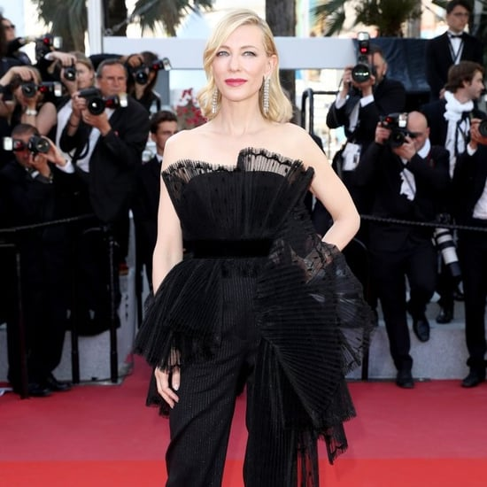 Cannes Festival Fashion 2018