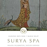 Surya Spa Muscle Relief Ayurvedic Bath Soak