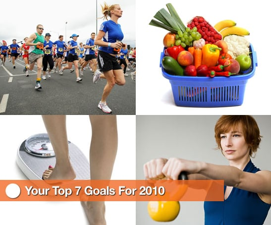 Sugar Shout Out: FitSugar Readers' Top 7 Goals For 2010