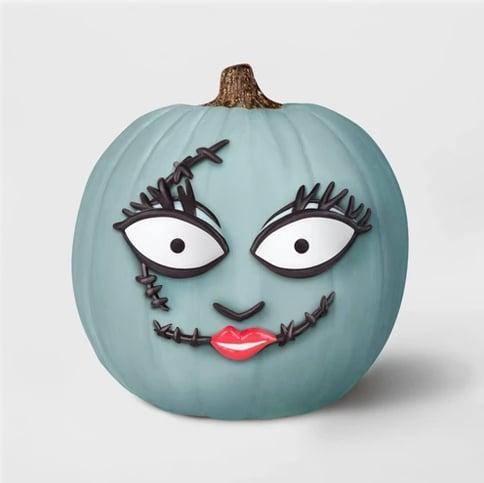The Nightmare Before Christmas Sally Skellington Pumpkin Decorating Kit