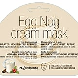 Egg Nog Cream Mask