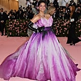 Lilly Singh at the 2019 Met Gala