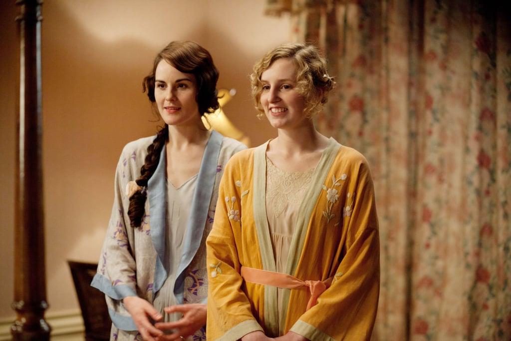 Downton Abbey Movie Cast Photos | POPSUGAR Entertainment