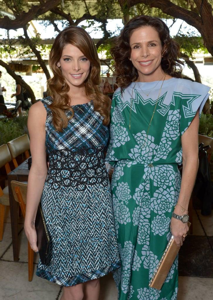 Ashley Greene and Cristina Ehrlich