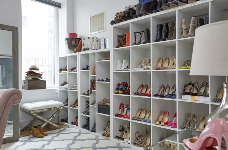 This fashionista 39 s shoe collection is something to behold for Arielle d collection maison