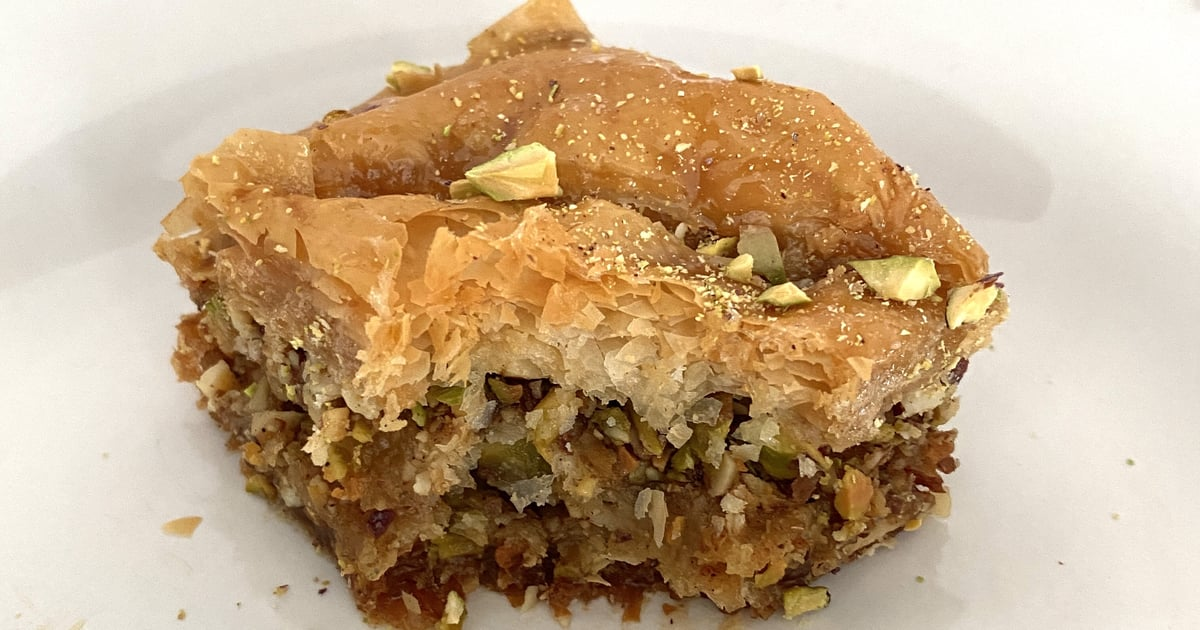 Joanna Gaines's Baklava Recipe Is a Lot of Work, but I Swear It's Worth Every Minute