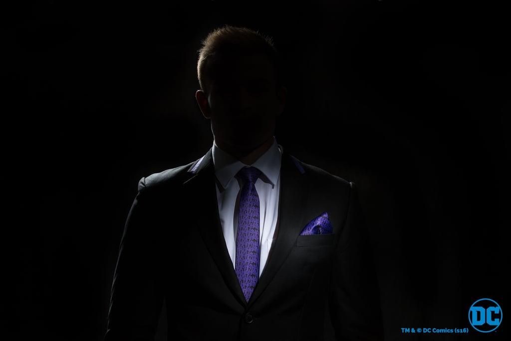 The Joker Suit — Outside