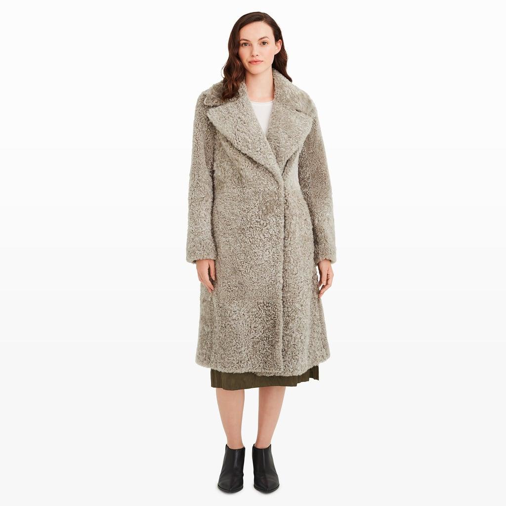 Raniko Shearling Coat ($2,195)