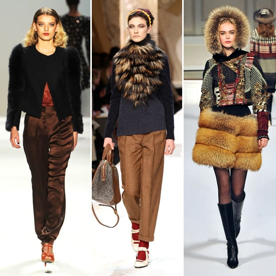 Best Fur Trim Pieces For Winter 2011
