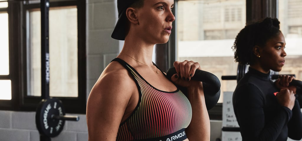Under Armour Armour Mid Crossback Sports Bra Editor Review