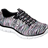 Skechers Women's Relaxed Fit Empire Game On Sneakers