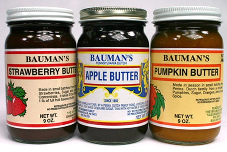 Pennsylvania: Bauman's Apple Butter