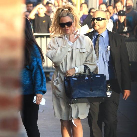 Khloe Kardashian Shuts Down Mom-Shamers