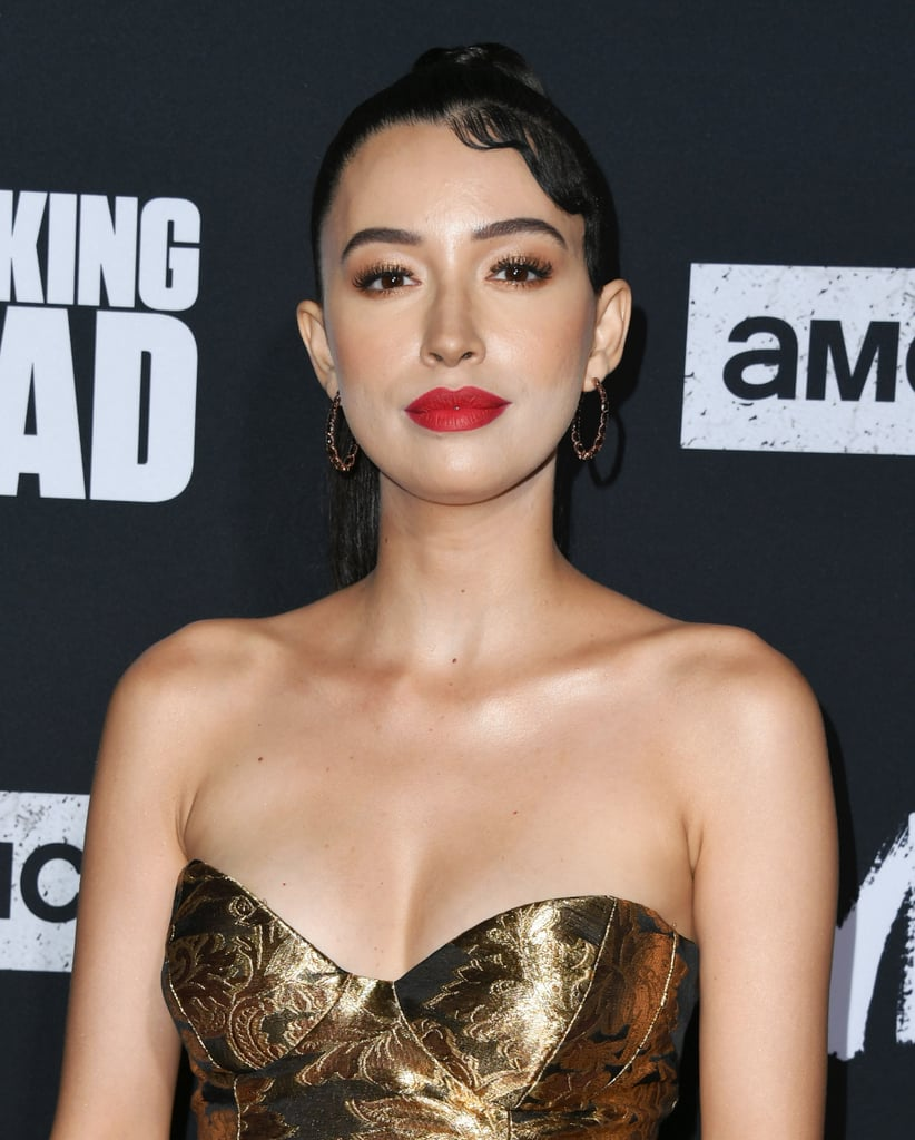Christian Serratos Best Hair and Makeup Looks
