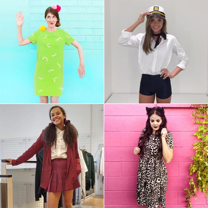 easy halloween costumes for women popsugar smart living
