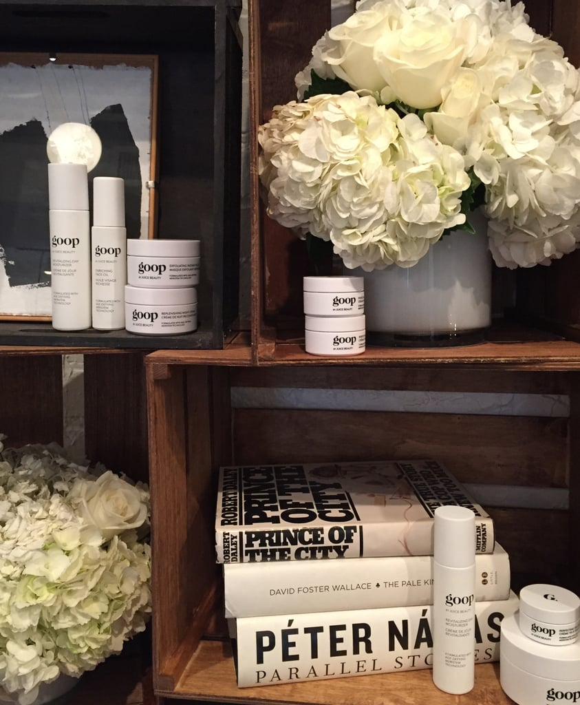 Gwyneth Paltrow's Latest Project? Oh, Just Upending the Beauty Industry