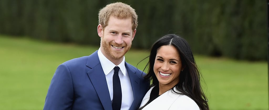 Meghan Markle Prince Harry Birthday Comment Charlotte 2019