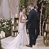 Did Amber and Barnett Get Married on Love Is Blind Season 1?