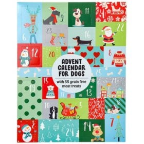 Sam's Club Advent Calendar For Dogs
