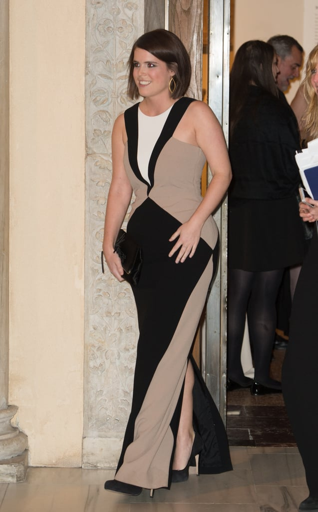 We Wouldn't Be Surprised If She Wore a Formfitting Dress That Flatters Her Figure