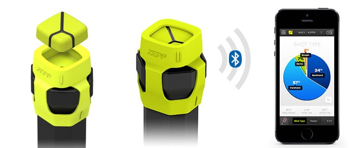 Zepp's Sensor Will Improve Your Swing (No Coach Necessary)