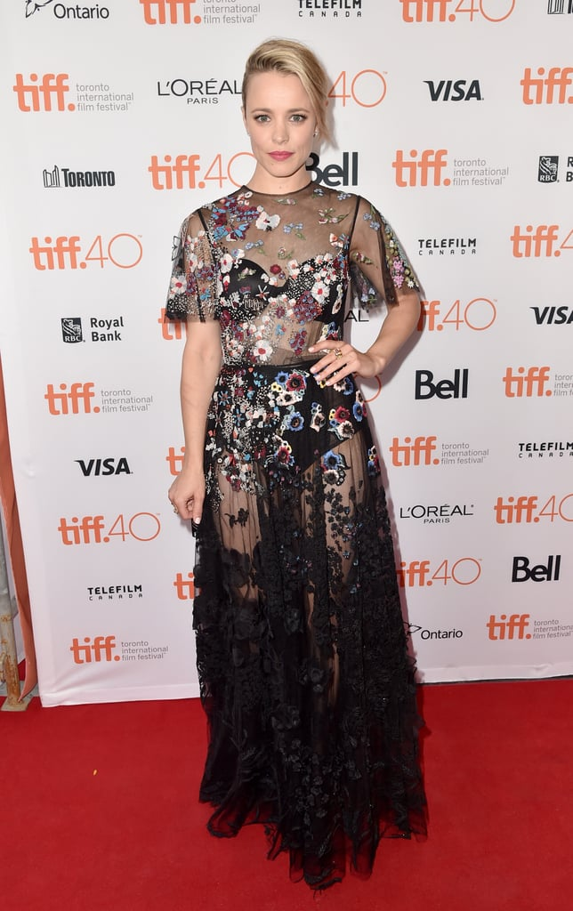 Celebrities at the Toronto Film Festival 2015