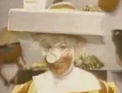 Ronald McDonald On McCrack